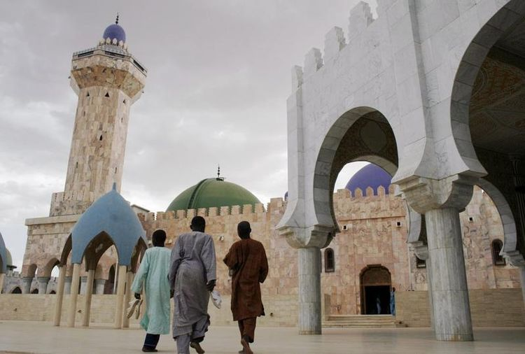 A Touba. (Photo Nick Tattersall. Reuters)