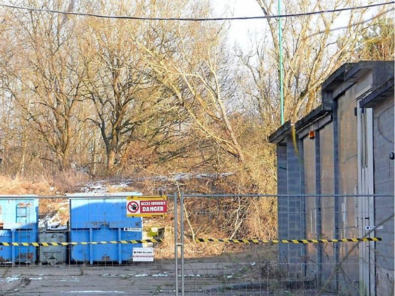 Des déchets toxiques à Merten