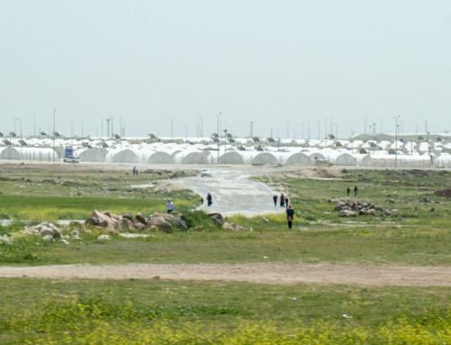Des réfugiés syriens dans les ruines arméniennes (RFI)