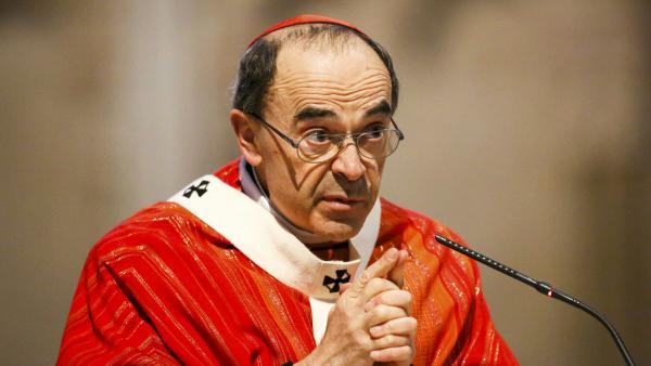 le cardinal Barbarin (Reuters)
