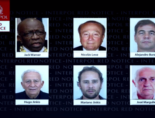 Interpol's controversial funding by Qatar and the IOC (Mediapart)