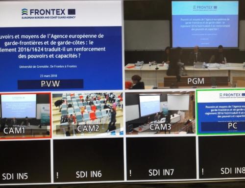 Frontex : des moyens et des questions supplémentaires (RFI)