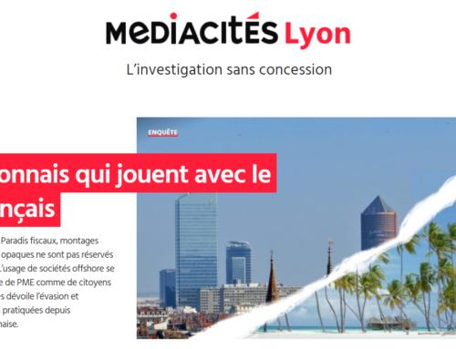 Ces Lyonnais qui jouent avec le fisc français (Mediacités)
