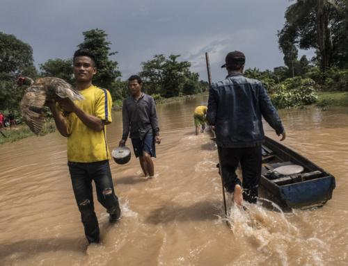 Le Laos, «batterie de l'Asie du Sud-Est» en court-circuit (Mediapart)