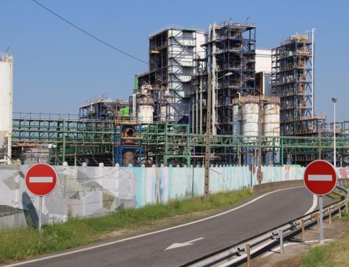 Nouvelles menaces sur la santé au travail des ouvriers de la chimie (Mediacités)