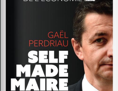 Gaël Perdriau, self-made maire (Acteurs de l'économie)