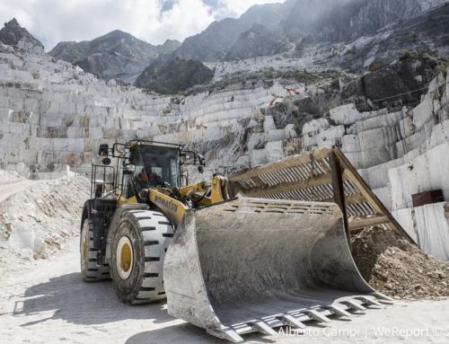 A Carrara, sulle tracce del marmo della discordia (TVsvizzera)