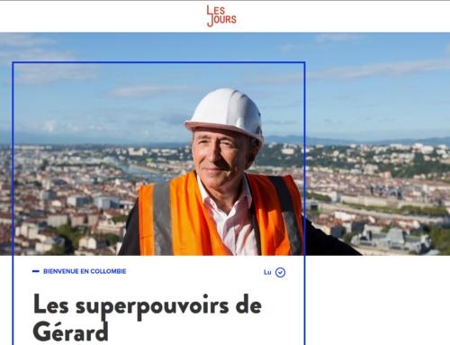 Les superpouvoirs de Gérard (Les Jours)