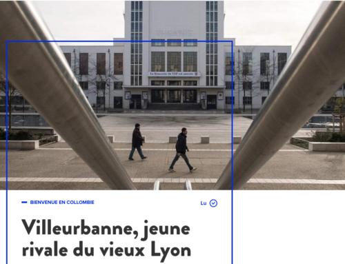 Villeurbanne, jeune rivale du vieux Lyon (Les Jours)