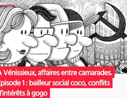 A Vénissieux, affaires entre camarades (Mediacités)