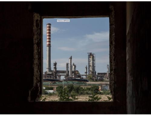 Sicilia, il dramma del petrolchimico siracusano (TV SVIZZERA)