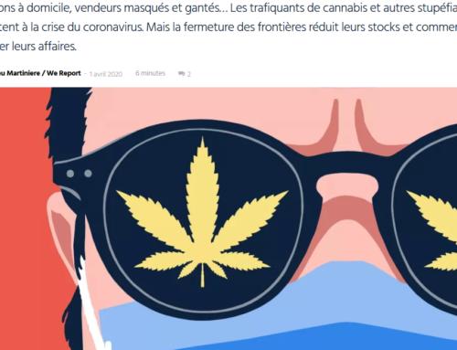 Drogue : les dealers lyonnais ajustent leur business au confinement (Mediacités)