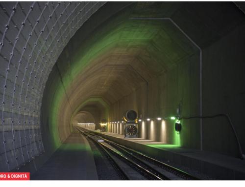 Tutto il marcio in fondo al tunnel (Area)
