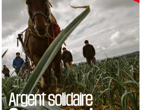 Argent solidaire : Ça pousse ! (Libération)