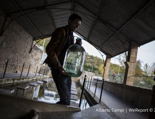 Bataille de l'eau en Pays cathare (Mediapart)
