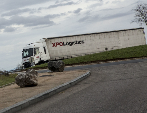 Transport routier : les sorties de route de XPO, repreneur des camions Dentressangle (Mediacites)