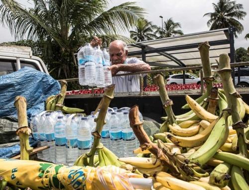 Guadeloupe : la vie sans eau potable le long du feeder (Mediapart)